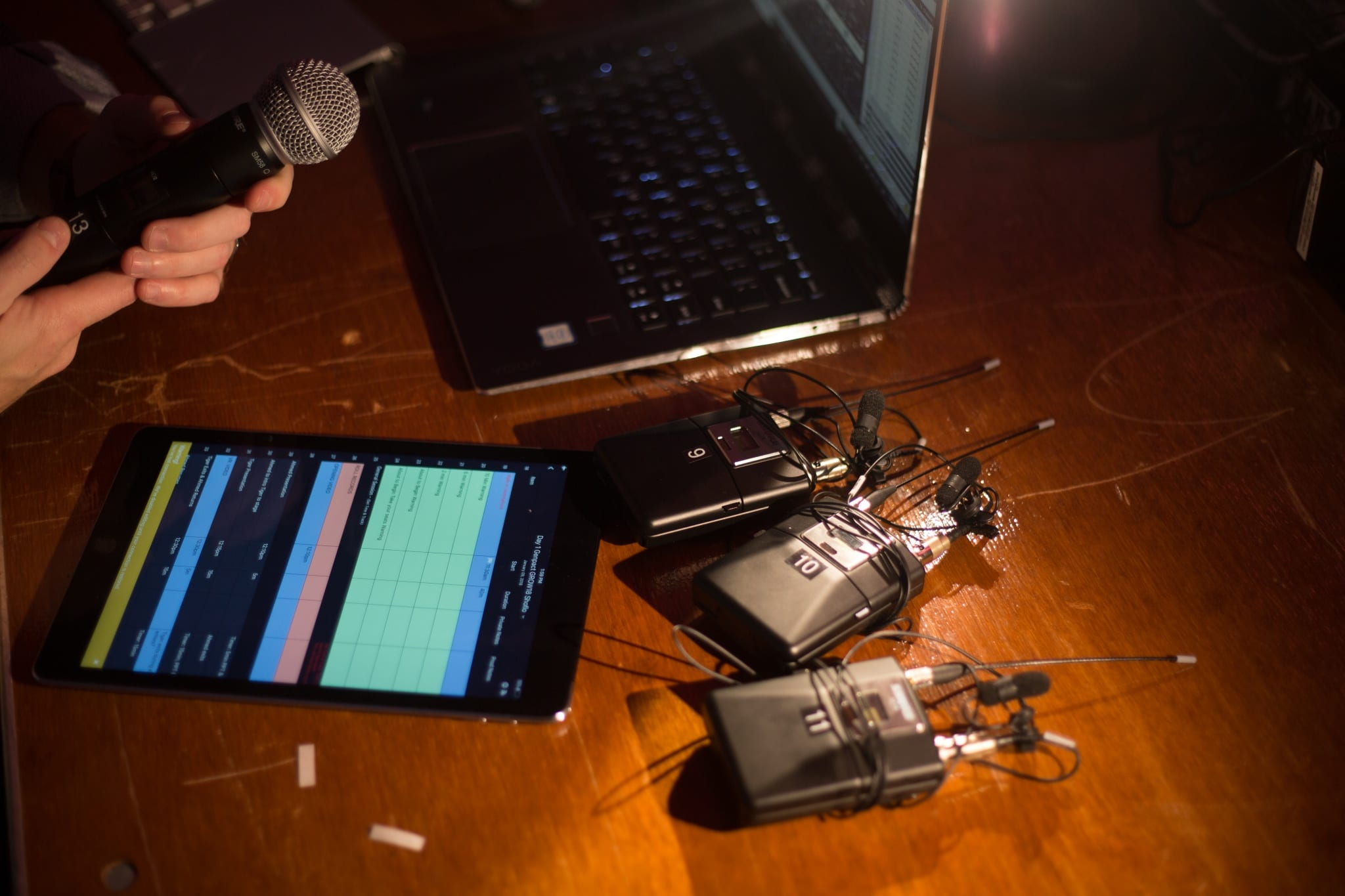 a2 audio engineer